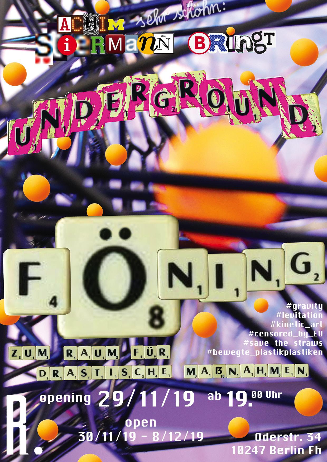 Underground Föning